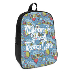 Welcome to School Kids Backpack (Personalized)