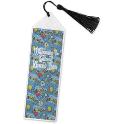 Welcome to School Book Mark w/Tassel (Personalized)