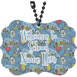 Welcome to School Rear View Mirror Decor (Personalized)