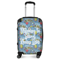 Welcome to School Suitcase (Personalized)