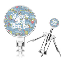 Welcome to School Corkscrew (Personalized)