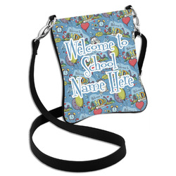 Welcome to School Cross Body Bag - 2 Sizes (Personalized)