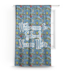 Welcome to School Curtain (Personalized)