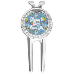 Welcome to School Golf Divot Tool & Ball Marker (Personalized)
