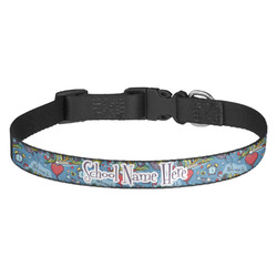 Welcome to School Dog Collar (Personalized)