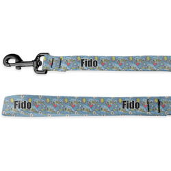 Welcome to School Deluxe Dog Leash (Personalized)