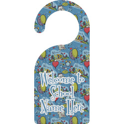 Welcome to School Door Hanger (Personalized)