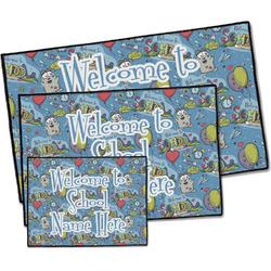 Welcome to School Door Mat (Personalized)
