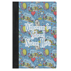 Welcome to School Genuine Leather Passport Cover (Personalized)
