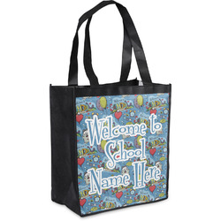 Welcome to School Grocery Bag (Personalized)