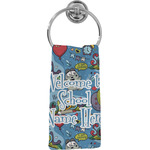 Welcome to School Hand Towel - Full Print (Personalized)
