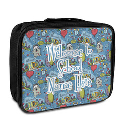 Welcome to School Insulated Lunch Bag (Personalized)