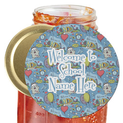 Welcome to School Jar Opener (Personalized)