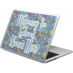 Welcome to School Laptop Skin - Custom Sized (Personalized)