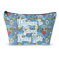 Welcome to School Makeup Bags (Personalized)