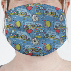 Welcome to School Face Mask Cover (Personalized)