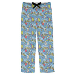 Welcome to School Mens Pajama Pants (Personalized)