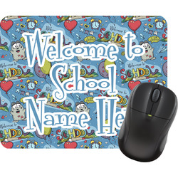 Welcome to School Mouse Pads (Personalized)