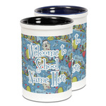 Welcome to School Ceramic Pencil Holder - Large