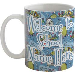 Welcome to School Coffee Mug (Personalized)