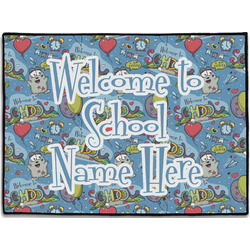 Welcome to School Door Mat (Personalized)