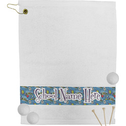 Welcome to School Golf Bag Towel (Personalized)