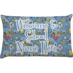 Welcome to School Pillow Case (Personalized)