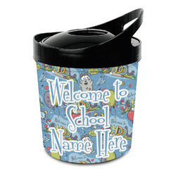 Welcome to School Plastic Ice Bucket (Personalized)
