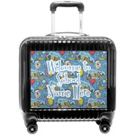 Welcome to School Pilot / Flight Suitcase (Personalized)