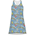 Welcome to School Racerback Dress (Personalized)