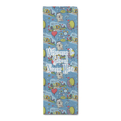 Welcome to School Runner Rug - 3.66'x8' (Personalized)