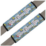 Welcome to School Seat Belt Covers (Set of 2) (Personalized)