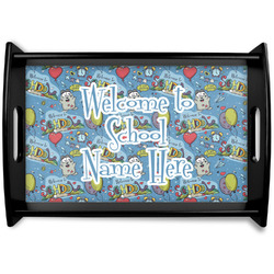 Welcome to School Wooden Trays (Personalized)