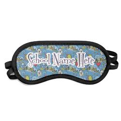 Welcome to School Sleeping Eye Mask - Small (Personalized)