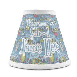 Welcome to School Chandelier Lamp Shade (Personalized)