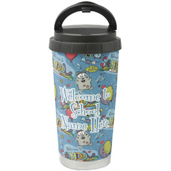 Welcome to School Stainless Steel Travel Mug (Personalized)
