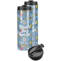 Welcome to School Stainless Steel Skinny Tumbler (Personalized)