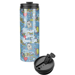 Welcome to School Stainless Steel Travel Tumbler (Personalized)