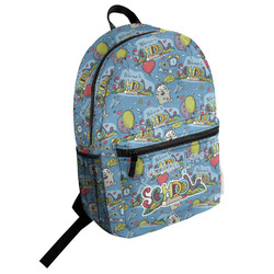 Welcome to School Student Backpack (Personalized)