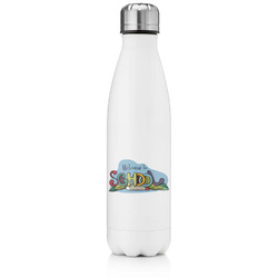 Welcome to School Tapered Water Bottle - 17 oz. - Stainless Steel (Personalized)