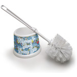 Welcome to School Toilet Brush (Personalized)