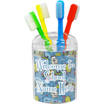 Welcome to School Toothbrush Holder (Personalized)