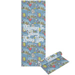 Welcome to School Yoga Mat - Printable Front and Back (Personalized)