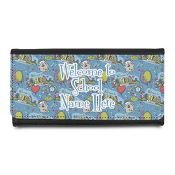Welcome to School Leatherette Ladies Wallet (Personalized)