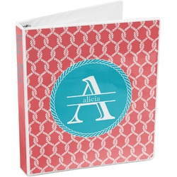 Linked Rope 3-Ring Binder (Personalized)