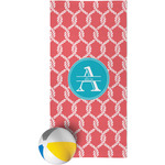 Linked Rope Beach Towel (Personalized)