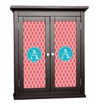 Linked Rope Cabinet Decal - Custom Size (Personalized)