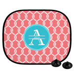 Linked Rope Car Side Window Sun Shade (Personalized)