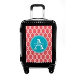 Linked Rope Carry On Hard Shell Suitcase (Personalized)