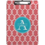 Linked Rope Clipboard (Personalized)
